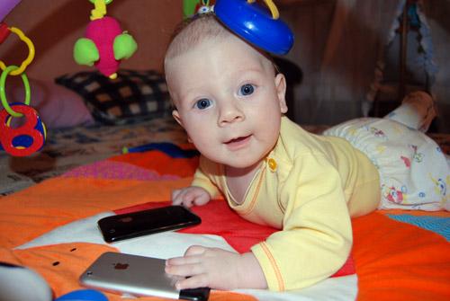iPhone Kid #06