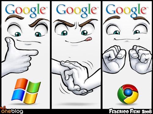 Реакция домейнеров на Chrome OS