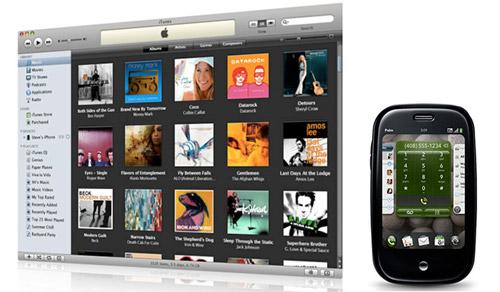 Palm не отстает от Apple и выпускает обновление прошивки Pre