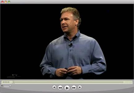 Apple раздает и продает видео WWDC'09 в iTunes