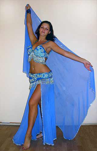 Как сшить костюм для танцев живота своими