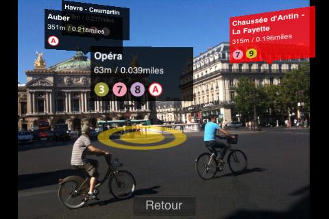 Дополненная реальность iPhone теперь во Франции