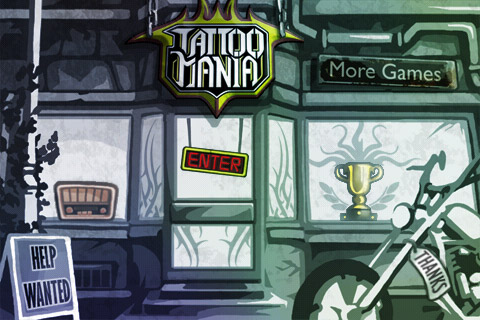 Tattoo Mania. День из жизни тату-мастера