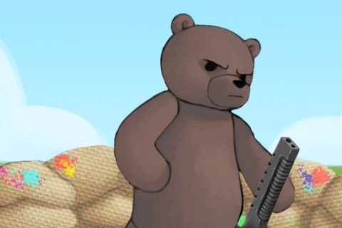 Battle Bears: симулятор-убиватор