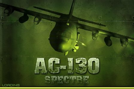 AC-130 Spectre: iSniper from Above
