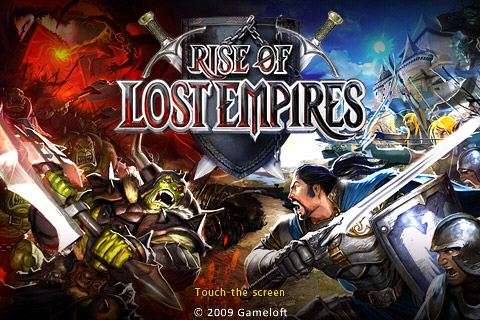 Rise of Lost Empires
