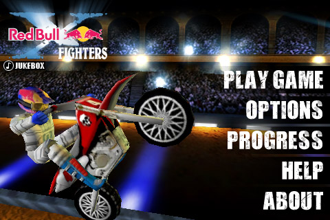 Red Bull X-Fighters!