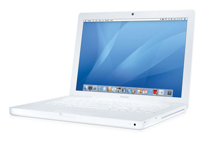 apple macbook white