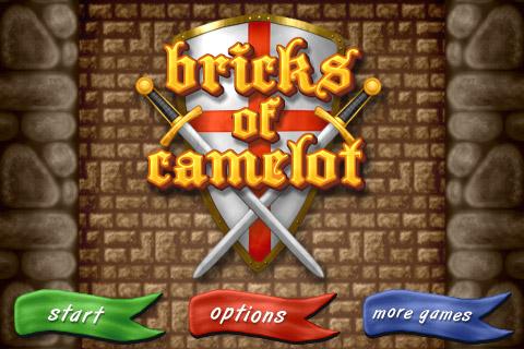 Bricks of Camelot. Трактат о средневековом арканоиде