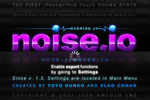 Noise.io Pro Synth
