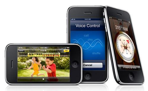 Об iPhone 3GS еще не все успели поделиться