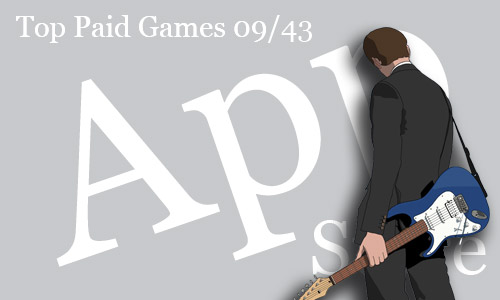 TOP 10 Paid Games. Неделя №43