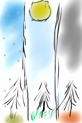 Autodesk SketchBook Mobile для iPhone