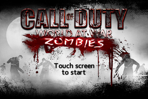 Call of Duty: World at War: Zombies для iPhone OS