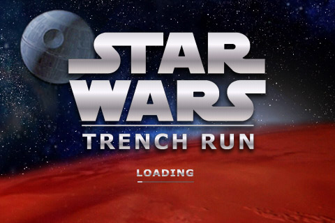 Star Wars: Trench Run для iPhone OS