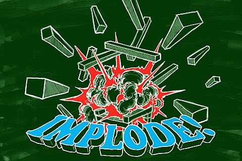 Implode! – игра для iPhone и iPod Touch