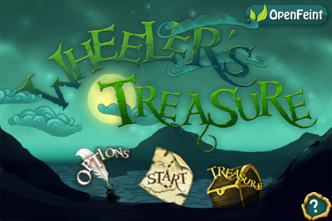 Wheeler's Treasure – игра для iPhone и iPod Touch