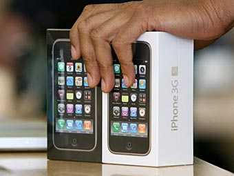 iPhone 3GS в России