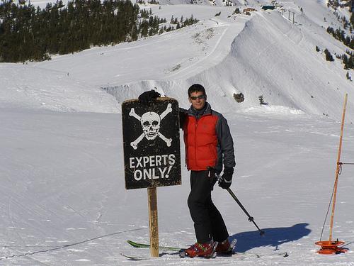 Holmenkollen Ski Jump + конкурс (напрыгались)