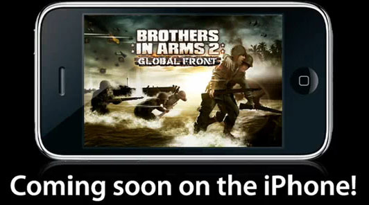 Brothers In Arms 2: Global Front от Gameloft