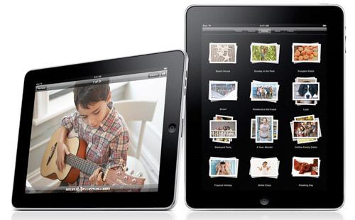 Apple анонсировала планшетник iPad