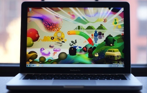 windows 7 на macbook pro
