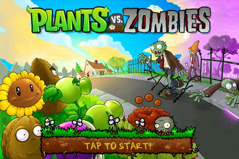 Plants vs. Zombies бьёт рекорды