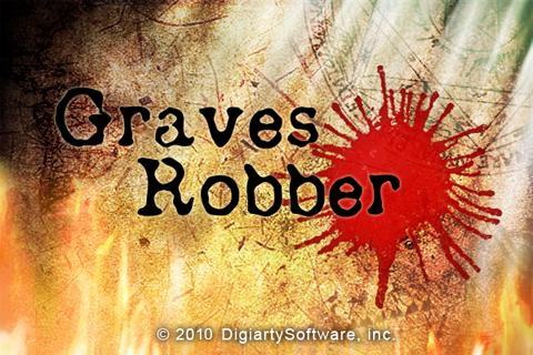 Graves Robber: когда мертвецы выходят убивать. Снова