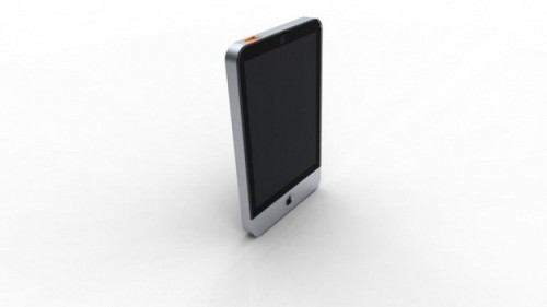 Увеличенный экран iPhone следующего поколения