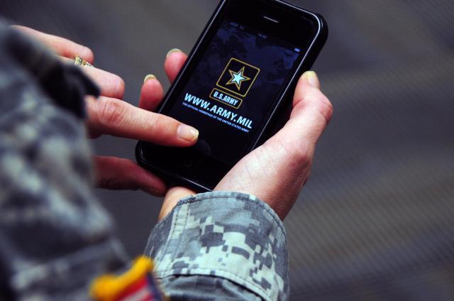 Министерство обороны США наведалось к Стиву Джобсу