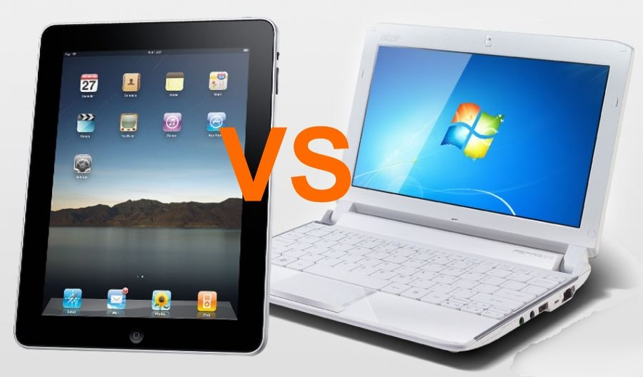 iPad vs NetBook. Опять