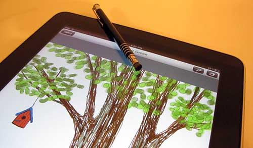 Рисуем на iPad с удобствами