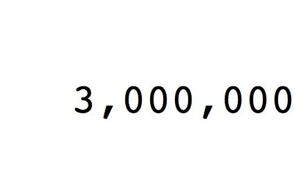 Продано три миллиона iPad – спрос только растет