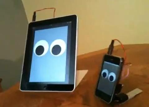 Ходячие iPad и iPhone