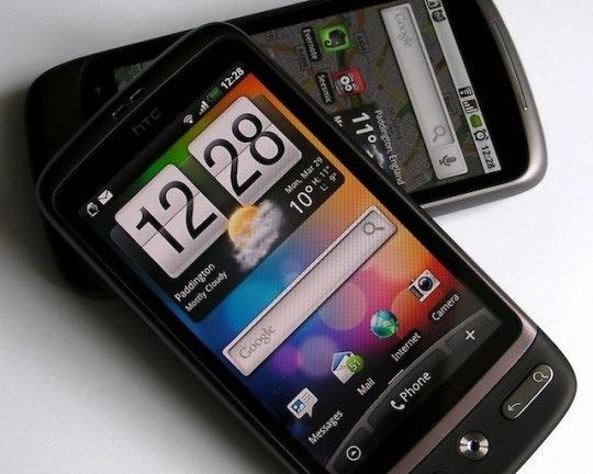 HTC  модернизирует дисплеи в флагманских смартфонах. Попытка конкурировать с Retina?