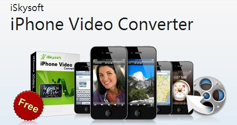 iSkysoft iPhone Video Converter раздается даром