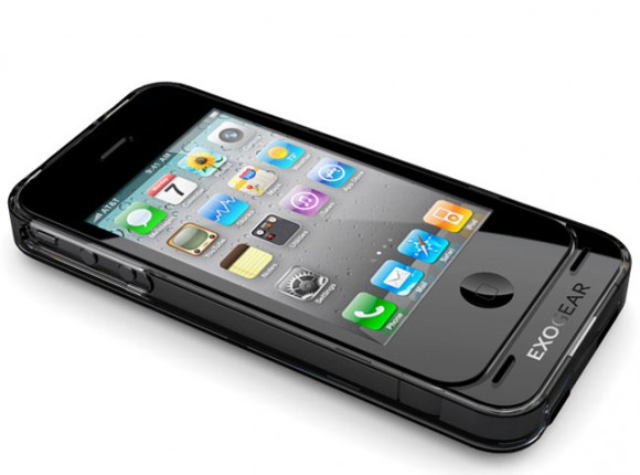 Exolife Battery Case: удобный чехол для iPhone 4