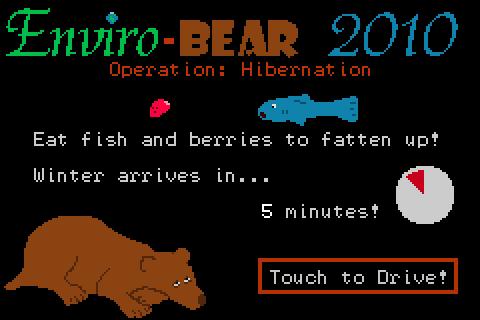 Enviro-Bear – это что-то!