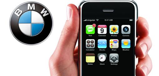 BMW полюбила iOS