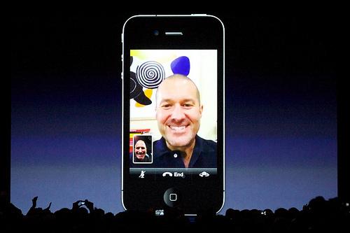 Новая реклама FaceTime от Apple