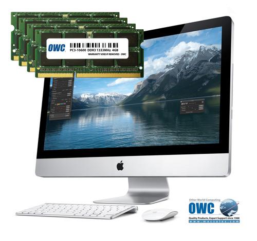 Оперативка для iMac