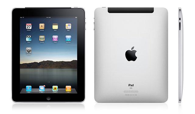Данные о продажах iPad 3G