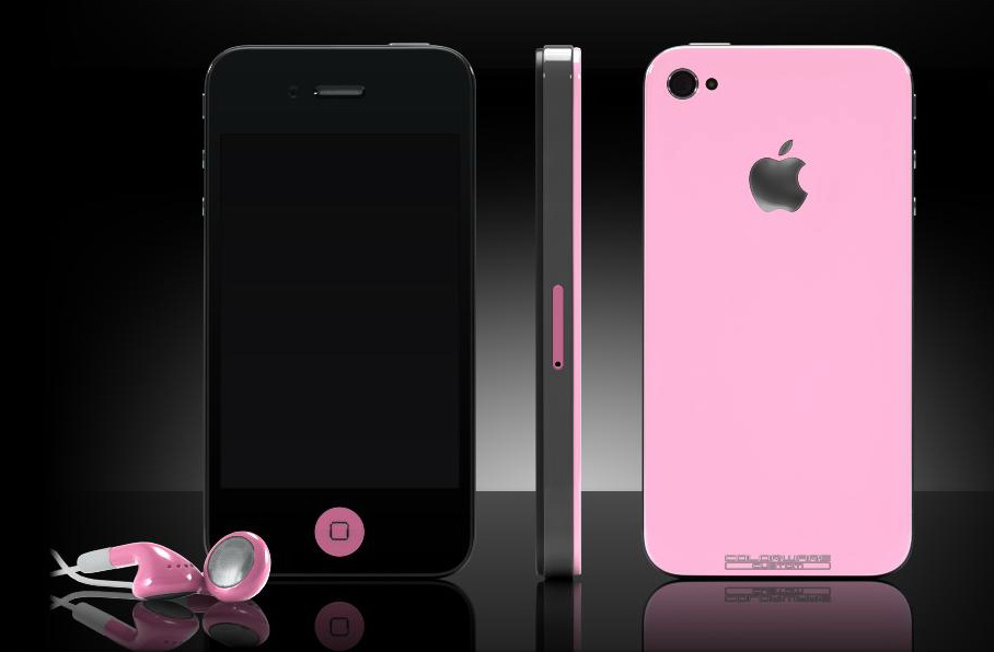 Colorware взялась за iPhone 4