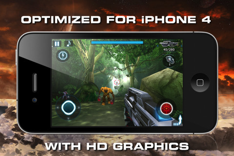 N.O.V.A. и Splinter Cell Conviction преобразились: поддержка гироскопа и iOS 4