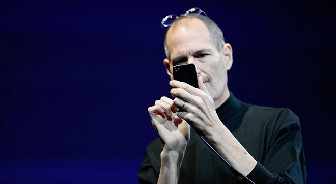 Apple комментирует проблему потери сигнала связи