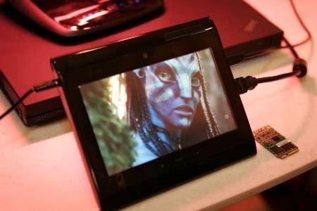 Motorola планирует «победить» iPad с помощью телевизора в планшете