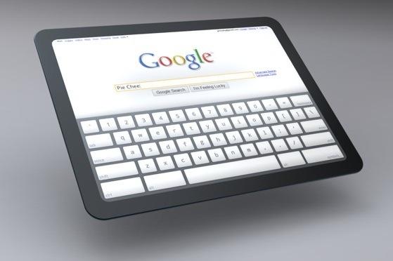 Планшет от Google появится в «Черную пятницу»