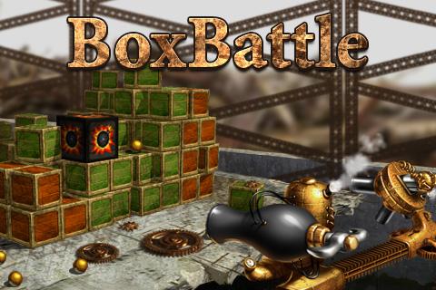 BoxBattle + Конкурс