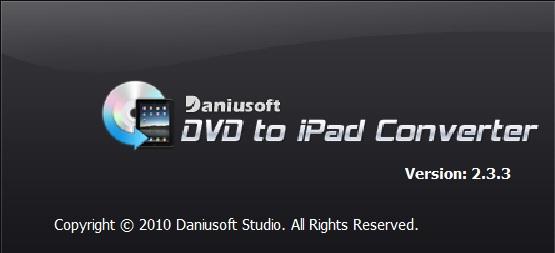 Daniusoft DVD to iPad — бесплатно до конца лета