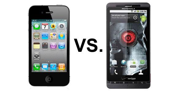 Motorola Droid 2 тоже с «антенной» проблемой
